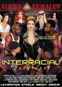 Película porno Interracial Playground (2018) XXX Gratis