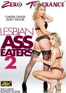 Película porno Lesbian Ass Eaters 2 (2018) XXX Gratis