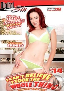 Película porno I Can't Believe I Took The Whole Thing 14 (2007) XXX Gratis