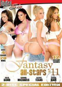 Película porno Fantasy All-Stars 11 (2009) XXX Gratis