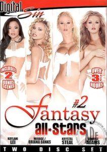 Película porno Fantasy All-Stars 2 (2004) XXX Gratis