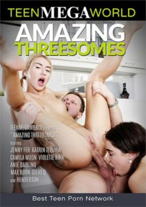 Película porno Amazing Threesomes (2019) XXX Gratis