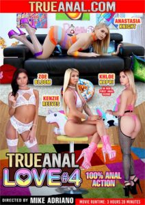 Película porno True Anal Love 4 (2019) XXX Gratis