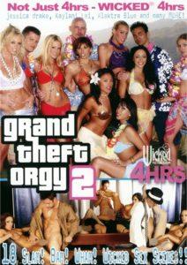 Película porno Grand Theft Orgy 2 (2009) XXX Gratis