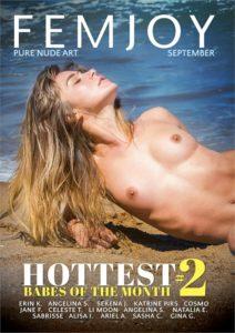 Película porno Hottest Babes of the Month 2 (2019) XXX Gratis
