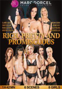 Película porno Rich, Pretty and Promiscuous (2018) XXX Gratis