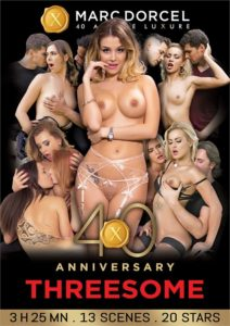Película porno 40th Anniversary: Threesome (2019) XXX Gratis