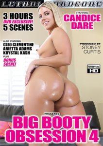 Película porno Big Booty Obsession 4 (2019) XXX Gratis