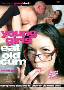 Película porno Young Girls Eat Old Cum (2020) XXX Gratis