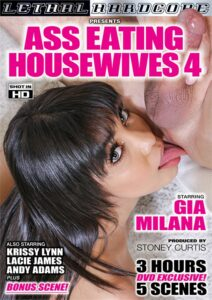 Película porno Ass Eating Housewives 4 (2020) XXX Gratis