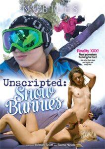 Película porno Unscripted: Snow Bunnies (2017) XXX Gratis