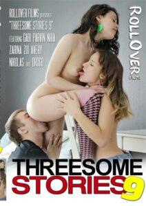 Película porno Threesome Stories 9 (2020) XXX Gratis