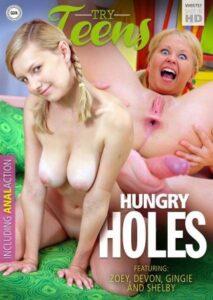 Película porno Hungry Holes (2020) XXX Gratis