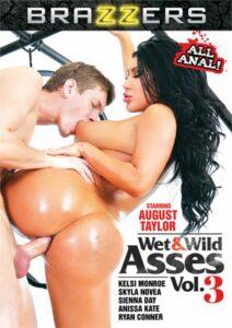 Película porno Wet & Wild Asses 3 (2020) XXX Gratis