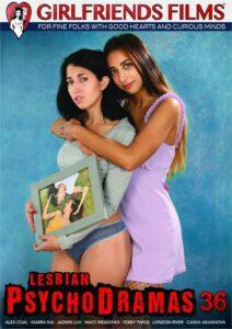 Película porno Lesbian Psychodramas 36 (2020) XXX Gratis