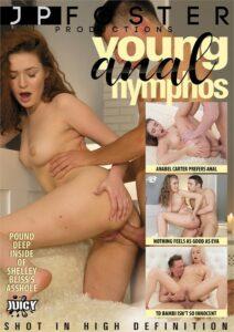 Película porno Young Anal Nymphs (2020) XXX Gratis