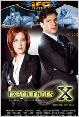 Película porno Expedientes X (Parodia XXX) XXX Gratis
