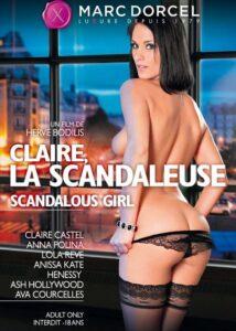 Película porno Claire, la scandaleuse XXX Gratis