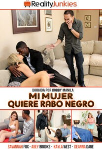 Película porno Mi mujer quiere rabo negro XXX Gratis