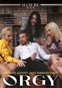 Película porno Mom's Good Old Fashioned Orgy (2020) XXX Gratis