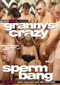 Película porno Granny's Crazy Sperm Bang (2021) XXX Gratis