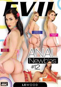 Película porno Anal Newbies 12 (2021) XXX Gratis