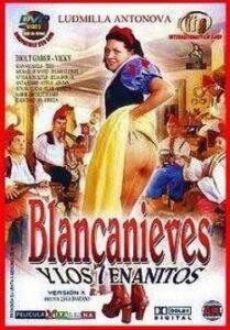 Blancanieves y los 7 Enanitos XXX