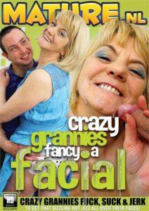 Película porno Crazy Grannies Fancy a Facial (2021) XXX Gratis