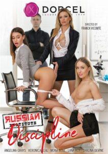 Película porno Russian Institute: Discipline (2021) XXX Gratis