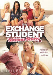 Película porno The Exchange Student: That Sitcom Show 6 (2021) XXX Gratis